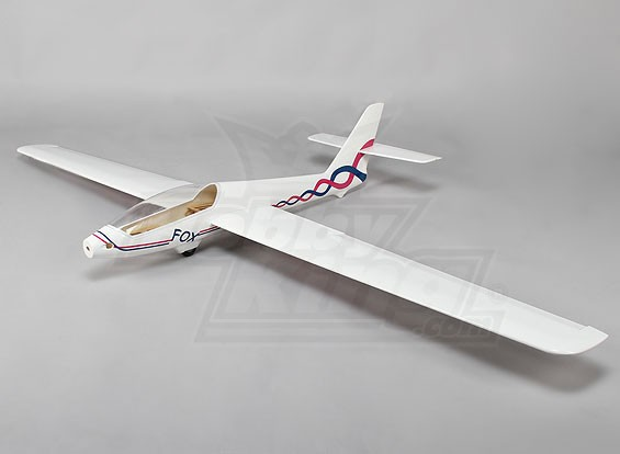 Kit Fox in fibra di vetro 1,5 m Glider