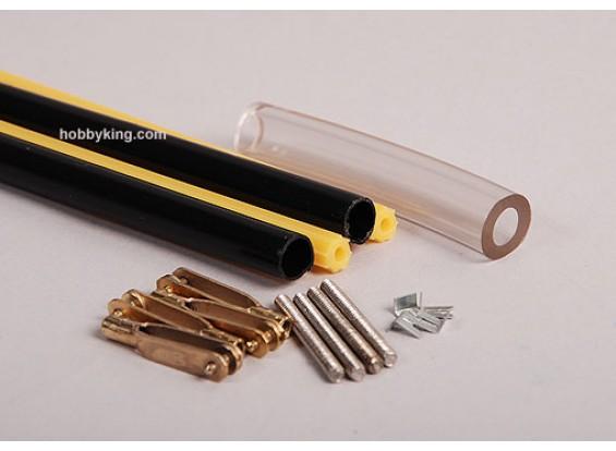 Sullivan Gold-N-Rod 36in / 91 centimetri 2sets-stress elevato
