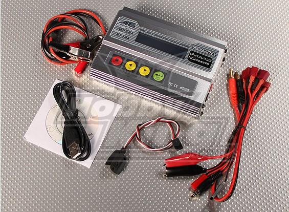 GT A-6 caricabatterie / bilanciatore / scaricatore