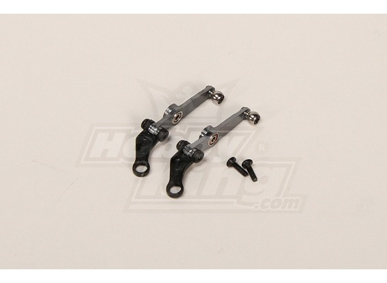 HK-250GT metallo di wash-out Control Arms