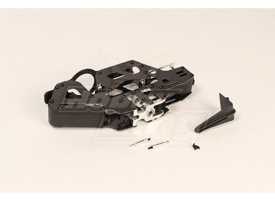 GT450PRO CF & metallo complessivo telaio principale (versione Belt)