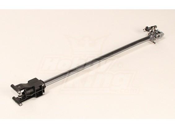 GT450PRO Assembly coda (Versione Belt)