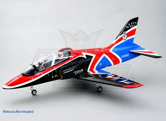 HobbyKing® ™ BAE Hawk 90 millimetri EDF Composite 1.140 millimetri (ARF)