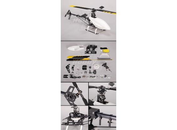 HK-450mt CCPM 3D completamente in lega di corredo dell'elicottero (Align T-Rex Compat.)