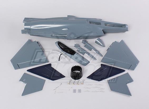 Mini EDF Jet Fighter (EPO) (Kit)