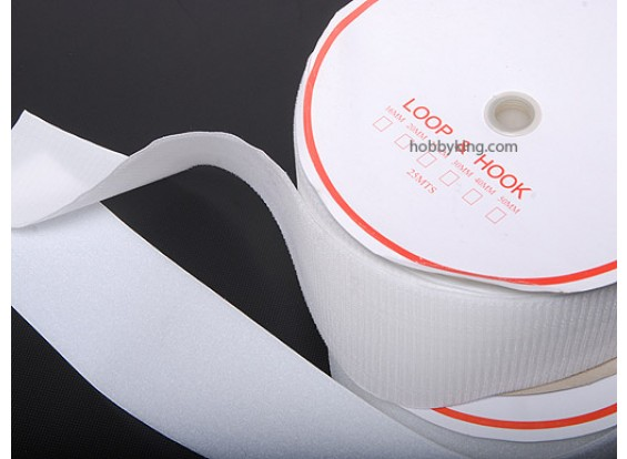 Poliestere Hook & Loop Velcro V-FORTE (1mtr)