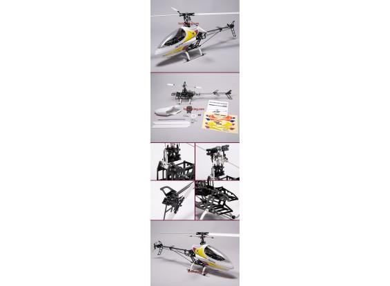 Heli Pro Black Hawk 480 corredo dell'elicottero elettrico