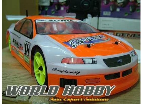 HSM di Sonic 1/10 EP RTR OnRoad