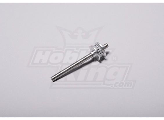 HK-500GT Tail drive Gear Shaft (Allineare parte # H50037)