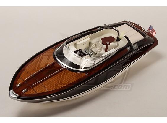 Lugano V-Hull R / C barca 630 millimetri (PREORDER)