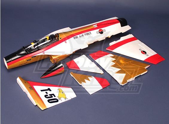 ROKAF T-50 70 millimetri EDF Jet (KIT)