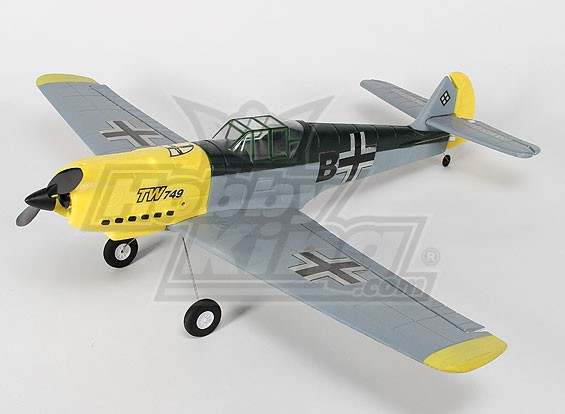 Me-109 97pcnt Plug-n-Fly w / BL Motor / Servo / ESC