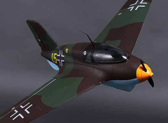 Me 163 Komet - Ultra High Performance Scale Modello 900 millimetri (PNF)
