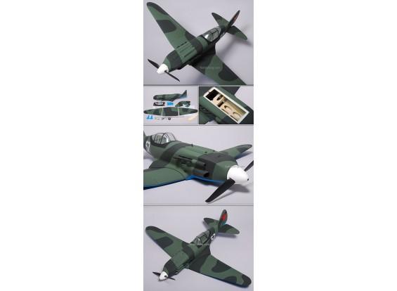 MIG-3 russo sovietico WW2 Fighter ARF