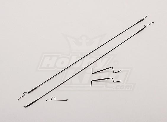 P-47 Ultra Micro - Push-Pull sostituzione Wire Set
