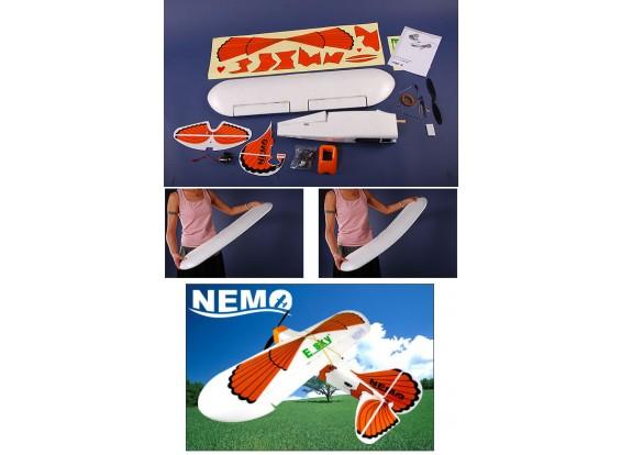 Nemo 3D gomma piuma di EPP ARF Aereo