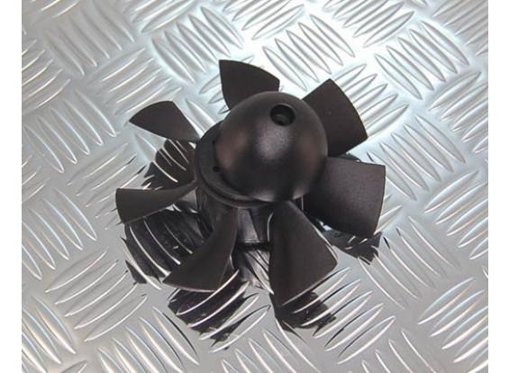 ventilatore di ricambio per 2.5inch / 64 millimetri EDF (7blade)