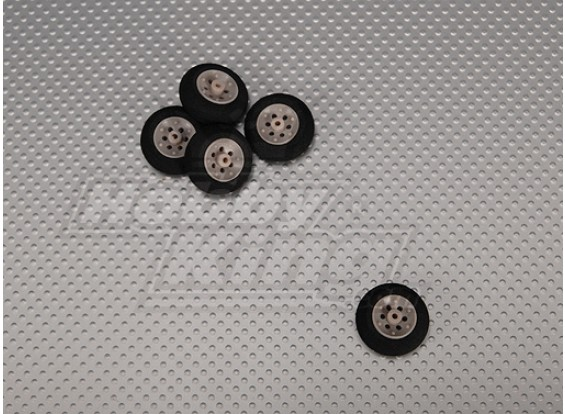 Super Light Wheels D25xH10 (5pcs / bag)