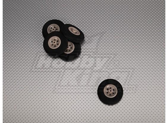 Super luce della rotella D45xH12 (5pcs / bag)