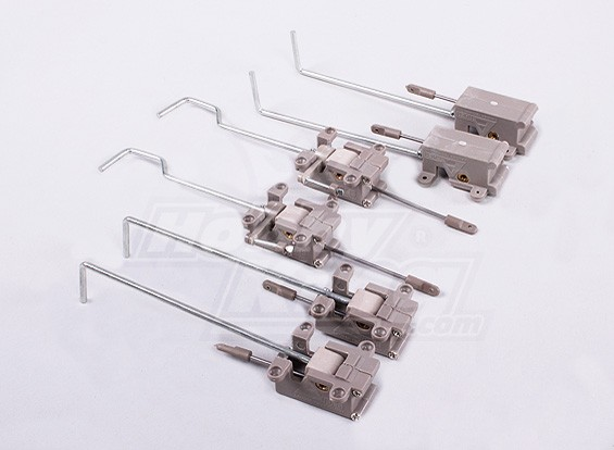 Retracts meccanica 2 set (6pc)