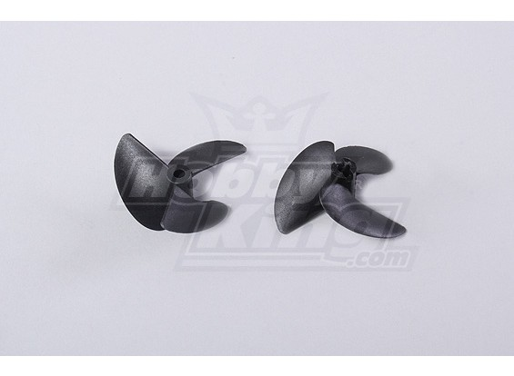3-Blade barche Eliche 40x55mm (2pcs / bag)