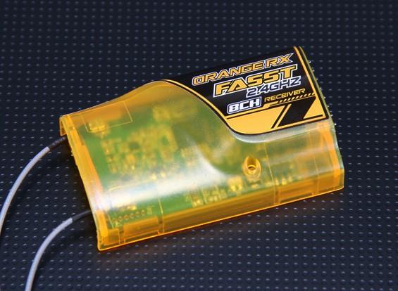 OrangeRx Futaba FASST Compatibile 8Ch 2.4Ghz Ricevitore S-Spec