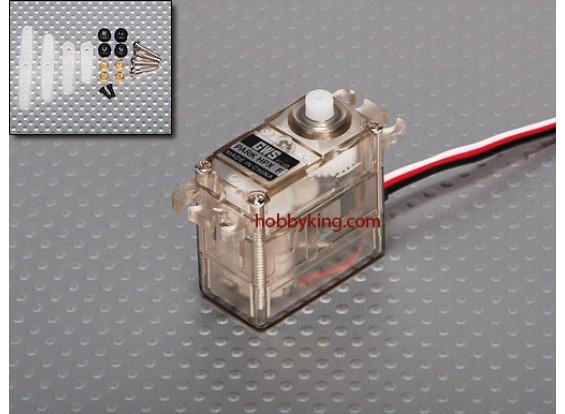 GWS Parco HPX Servo 19g / .05sec / 3,6 kg (Futaba Plug)