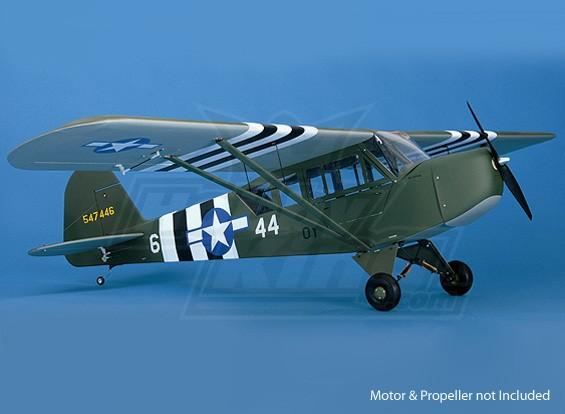 Piper L-4 Grasshopper 2.350 millimetri (ARF)