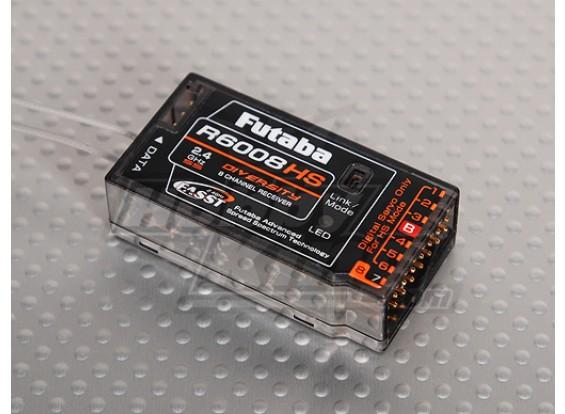 Futaba R6008HS 8-Channel 2.4GHz FASST Receiver
