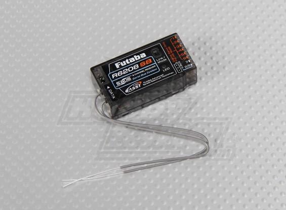 Futaba R6208 SBus 8-Channel 2.4GHz FASST Receiver