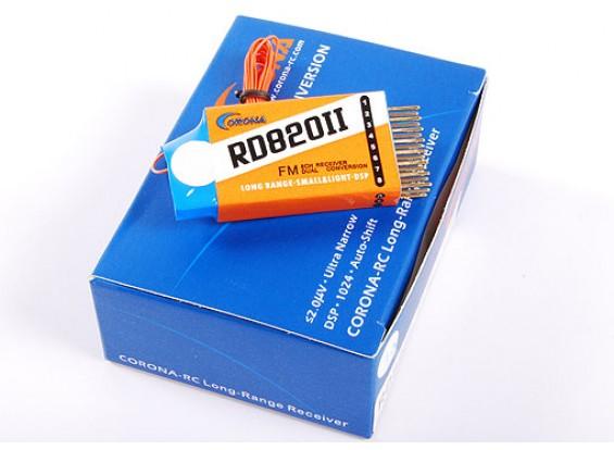 RD820 doppio Conv. 8CH Receiver 36Mhz