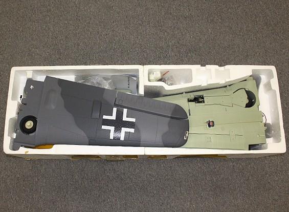 SCRATCH / DENT - Dipartimento Funzione Pubblica ™ Focke Wulf FW-190 Warbird EPO 1.600 millimetri (PNF)