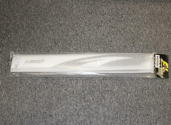 SCRATCH / DENT - 520 millimetri RotorStar Premium 3K fibra di carbonio Flybarless Elicottero principale Blades