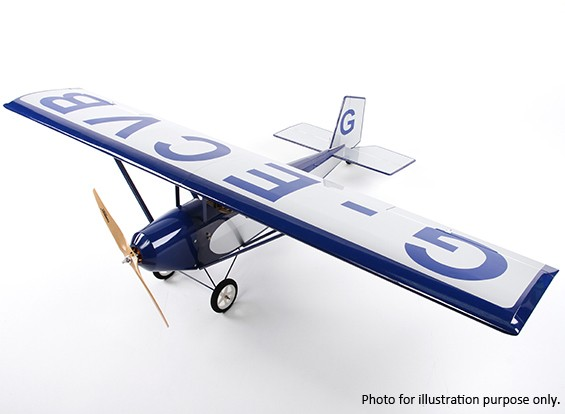 SCRATCH / DENT - Dipartimento Funzione Pubblica ™ Pietenpol Aircamper Old Timer Balsa 1.370 millimetri (ARF)