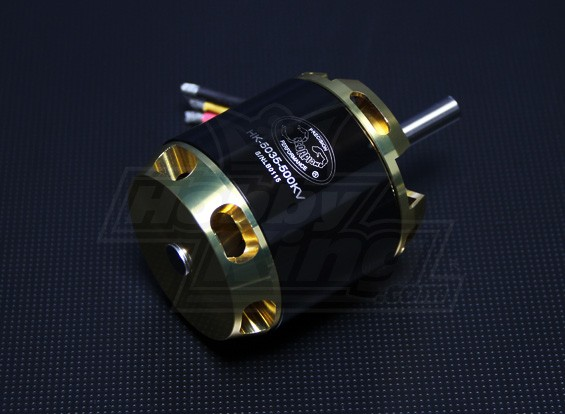 Scorpion HK-5035-500 Outrunner Motor Brushless