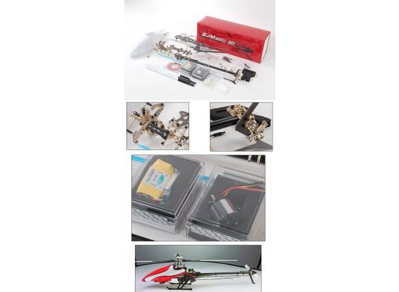 Kit ARTF SJM 400II Extreme 3D w / Motore & ESC