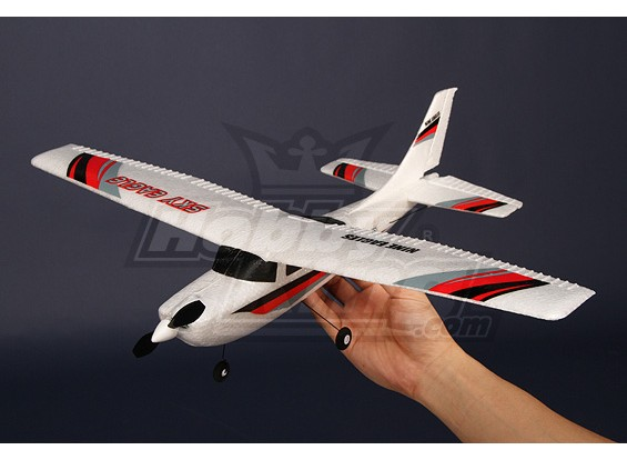 Micro velivoli leggeri 2.4Ghz dell'aeroplano w / 2.4Ghz Bind - & - Fly