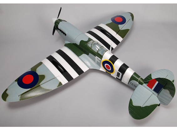 Durafly ™ Supermarine Spitfire 1,4 5Ch XL-EPO