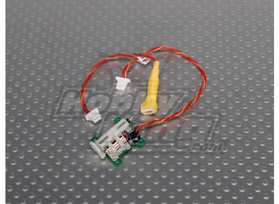 Spektrum Ultra micro servo 0.079kg / 1.5g / 0.14