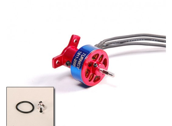 2000kv Turnigy 1811 Brushless Motor