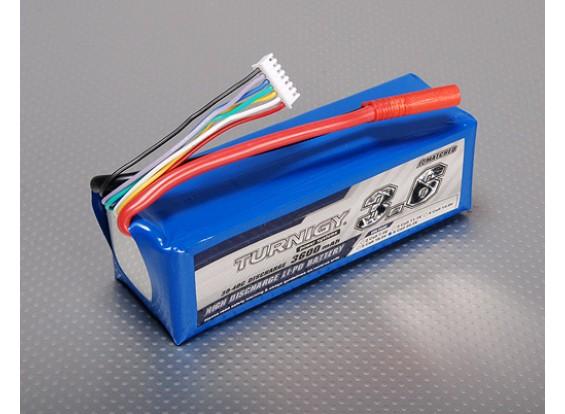 Turnigy 3600mAh 6S 30C Lipo Confezione