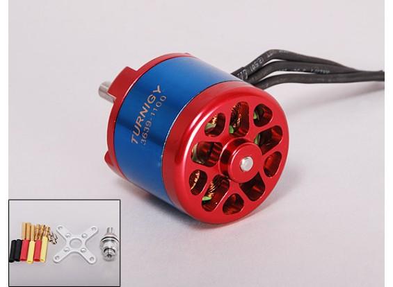 1100kv Turnigy 3639 Brushless Motor
