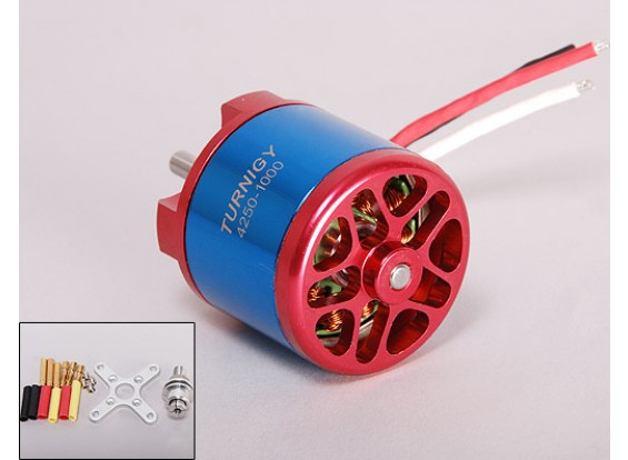 1000kV Turnigy 4250 Brushless Motor