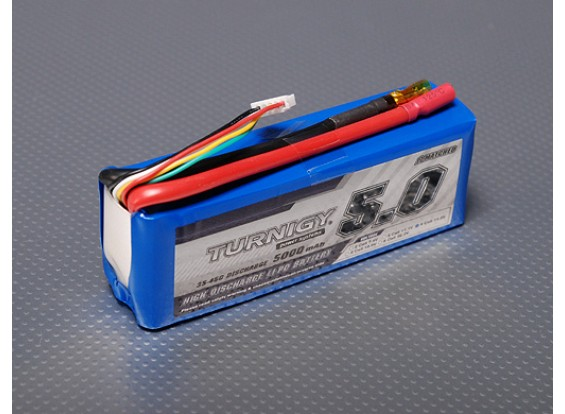 Turnigy 5000mAh 4S 35C Lipo Confezione