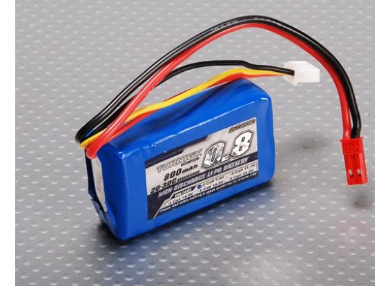 Turnigy 800mAh 2S 20C Lipo Pack (Parkzone PKZ1032 Compatible)