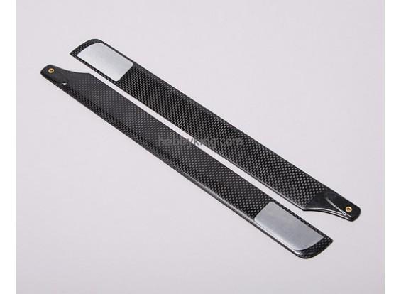 325mm TIG in fibra di carbonio Lame