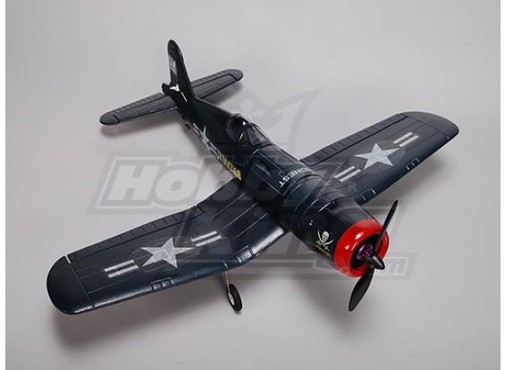 F4U Fighter 97pcnt Plug-n-Fly w / BL Motor / Servo / ESC