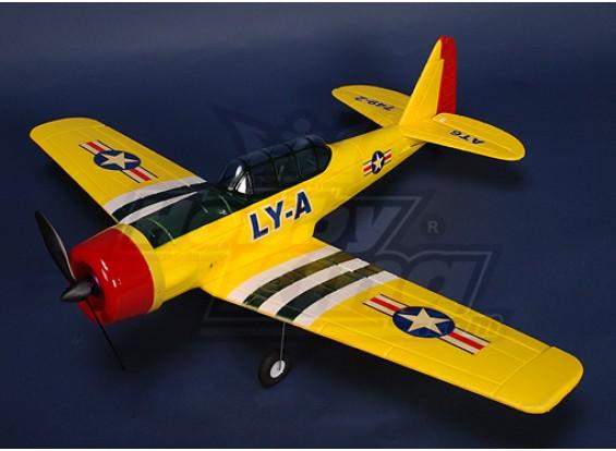 AT6 Warbird Plug-n-Fly w / BL Motor / Servo / ESC