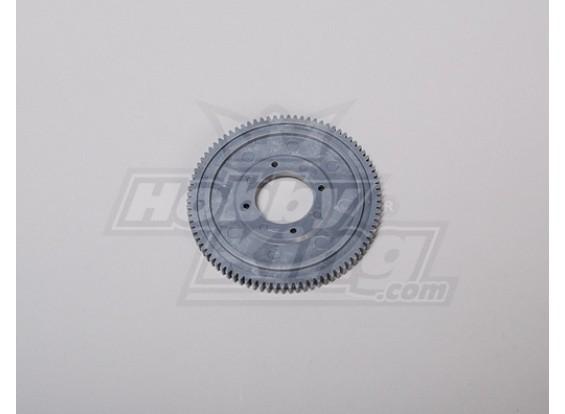TZ-V2 .50 Dimensioni principale Spur Gear (85T)