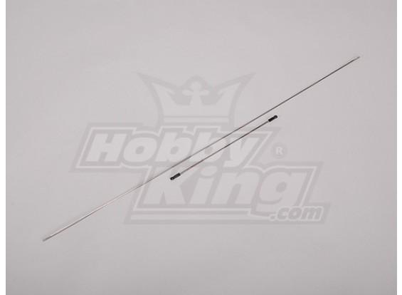 TZ-V2 .90 Dimensioni Pulley Pull Rod